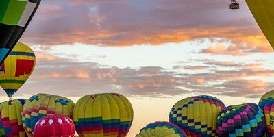 Albuquerque's International Balloon Fiesta