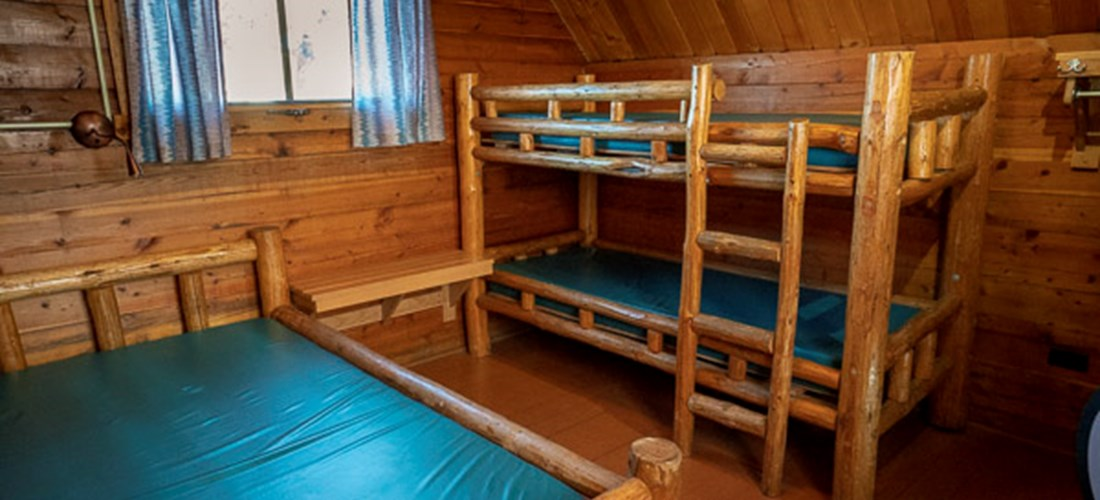 Camping Cabin 1 Room