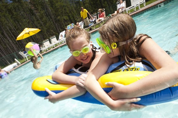 Our pool is open Memorial day weekend thru Labor Day Weekend