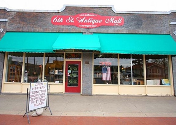 Sixth Street Antique Mall
