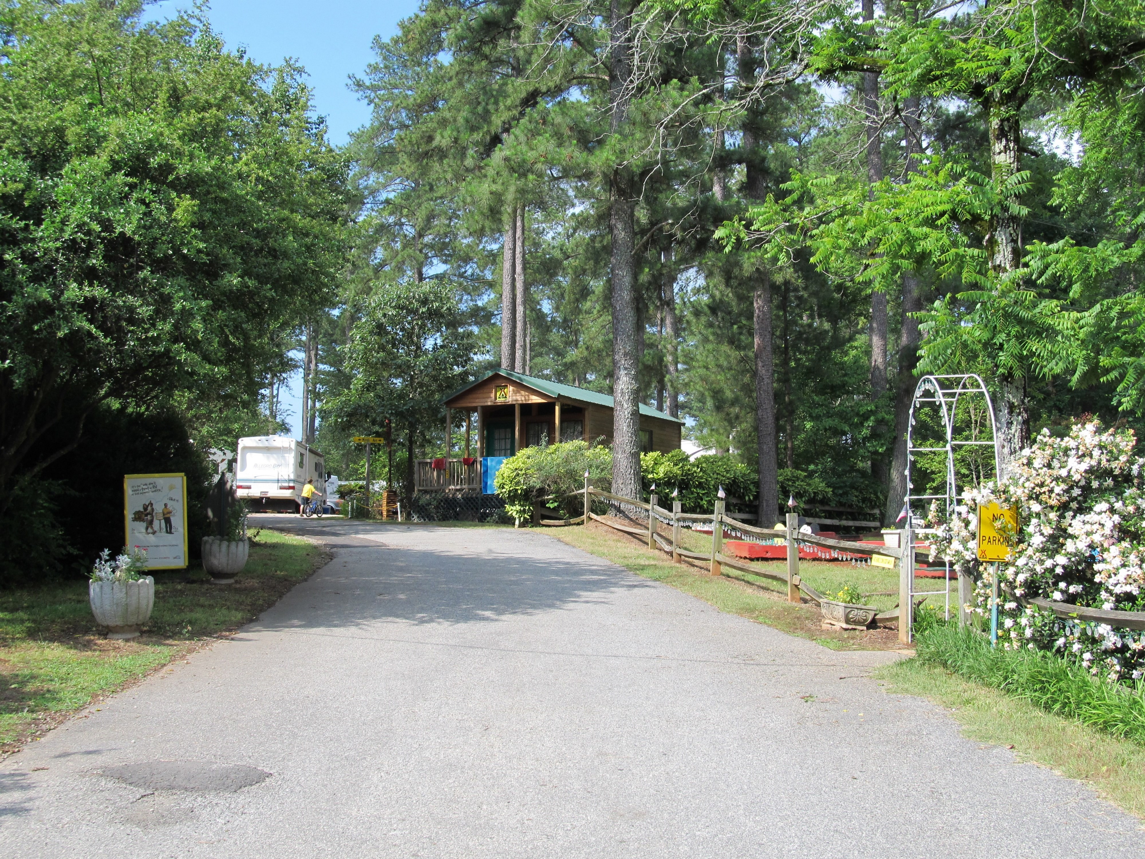 Anderson, South Carolina Campground | Anderson / Lake