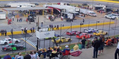 Anderson Motor Speedway March to September