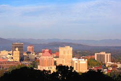 Historic Downtown Asheville
