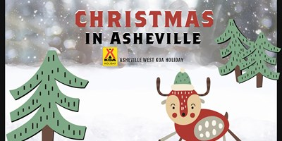 Christmas in Asheville