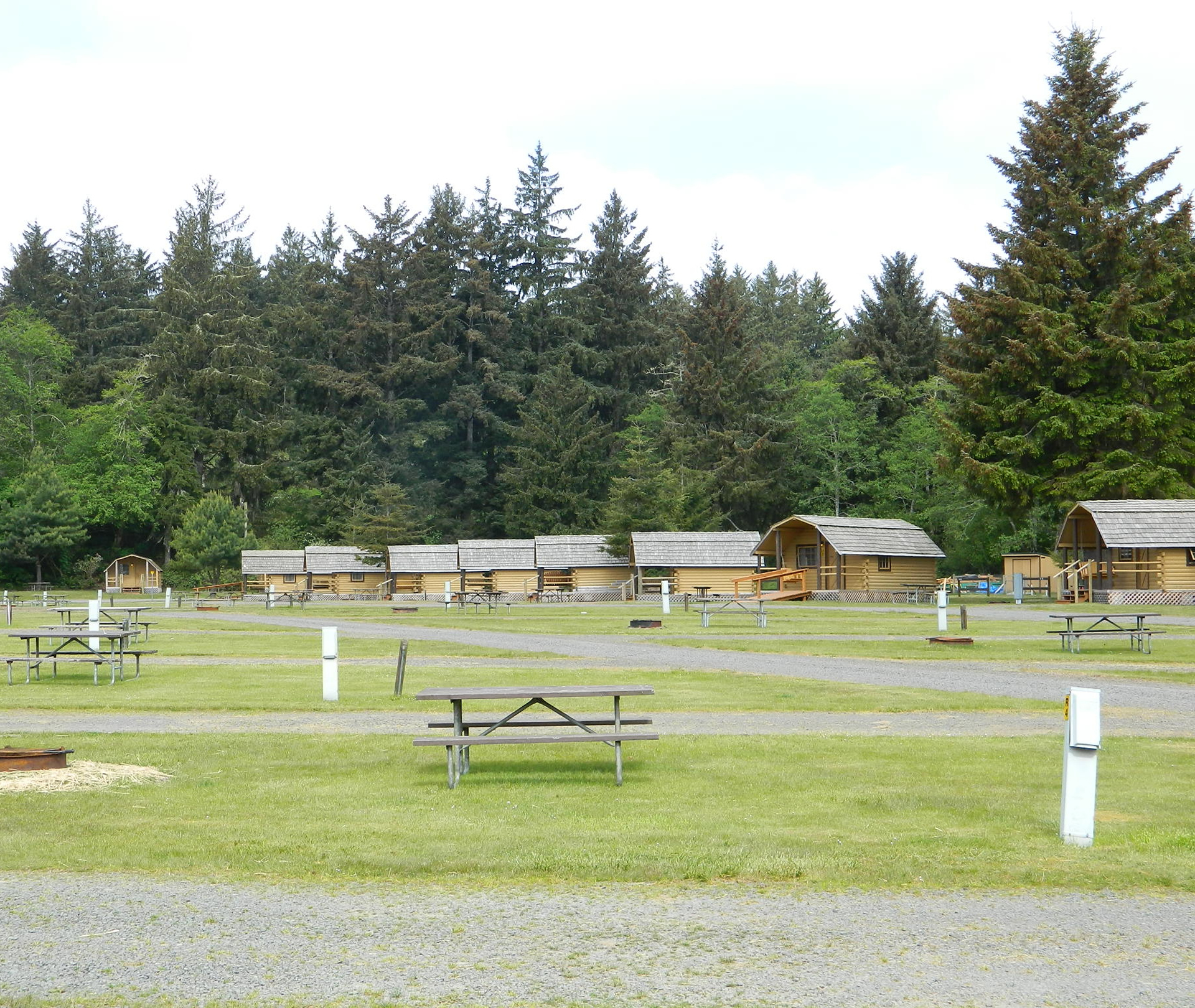 Hammond, Oregon Campground | Astoria / Warrenton / Seaside KOA