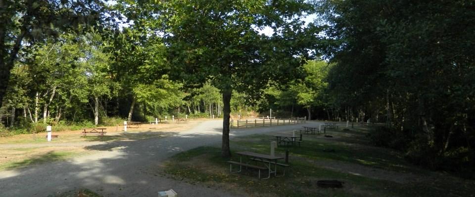 Hammond Oregon Rv Camping Sites Astoria Warrenton