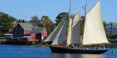 Windjammer Days, Boothbay Harbor, Maine