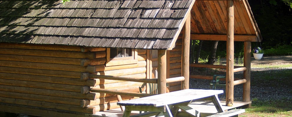 1 Room Camping Cabin (w/o Bathroom) - Pet Friendly  Enjoy this cabin with your family and friends. Close to the playground and father away from other campers. Room to add a small tent