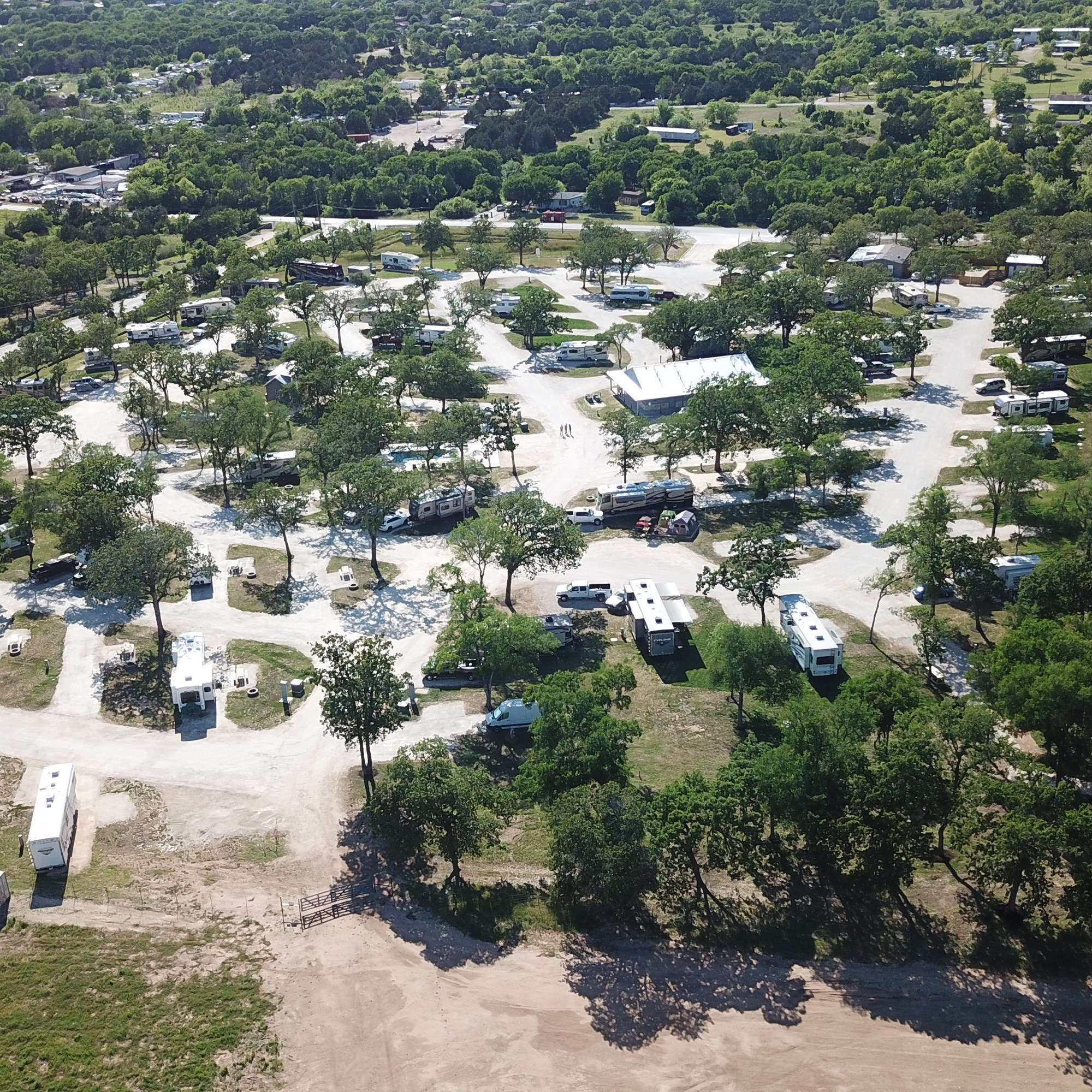 Austin, Texas Campground | Austin East KOA