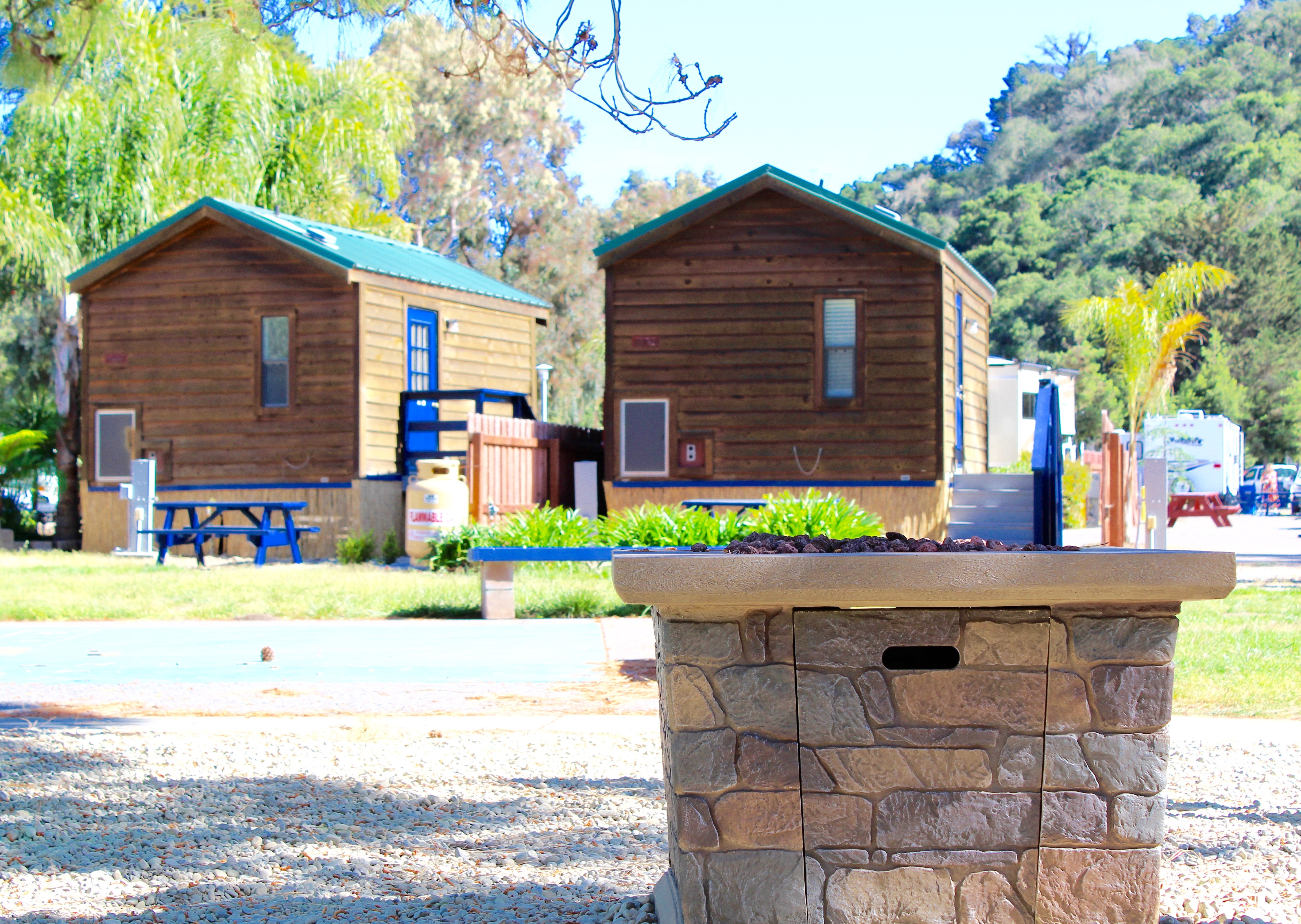 Full hookup campgrounds near pismo beach