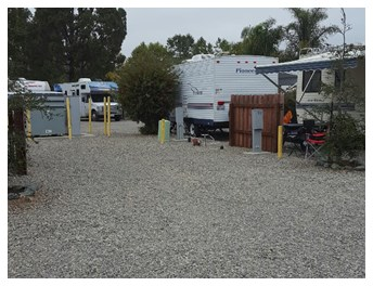 California Campgrounds with Hookups