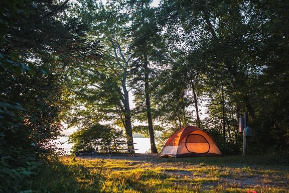 Bar Harbor, Maine Campground | Bar Harbor / Oceanside KOA
