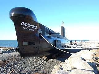 Pointe-au-Père Maritime Historic Site (Onondaga Submarine & The Empress of Ireland