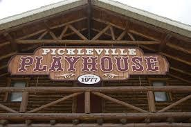 Pickleville Playhouse Melodrama Theatre & BBQ Dinner