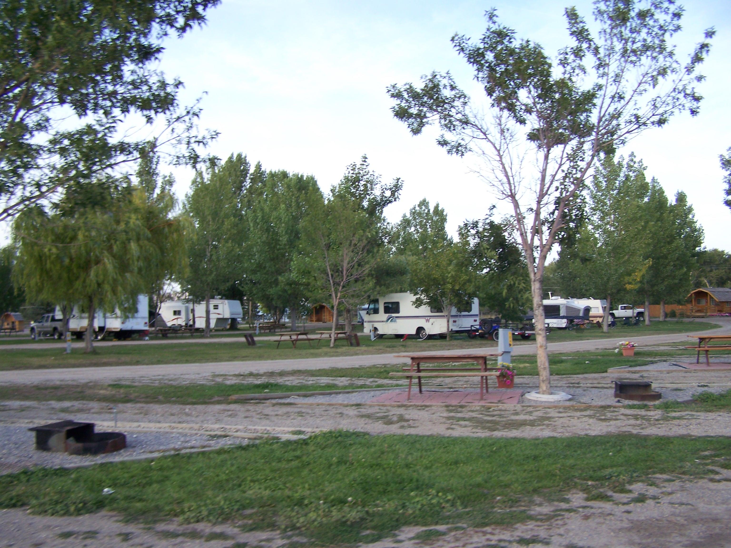 Travel Land Rv Park Garden City Utah - Garden Ideas