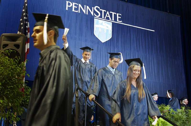 Psu Graduation 2020.Penn State Commencement Spring 2020 Event At The Bellefonte