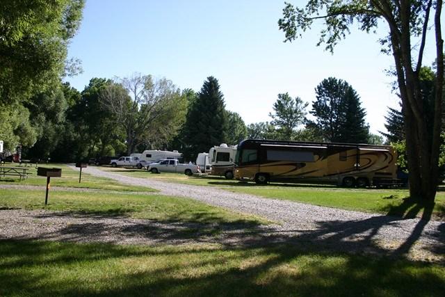 Big Timber Montana Rv Camping Sites Big Timber