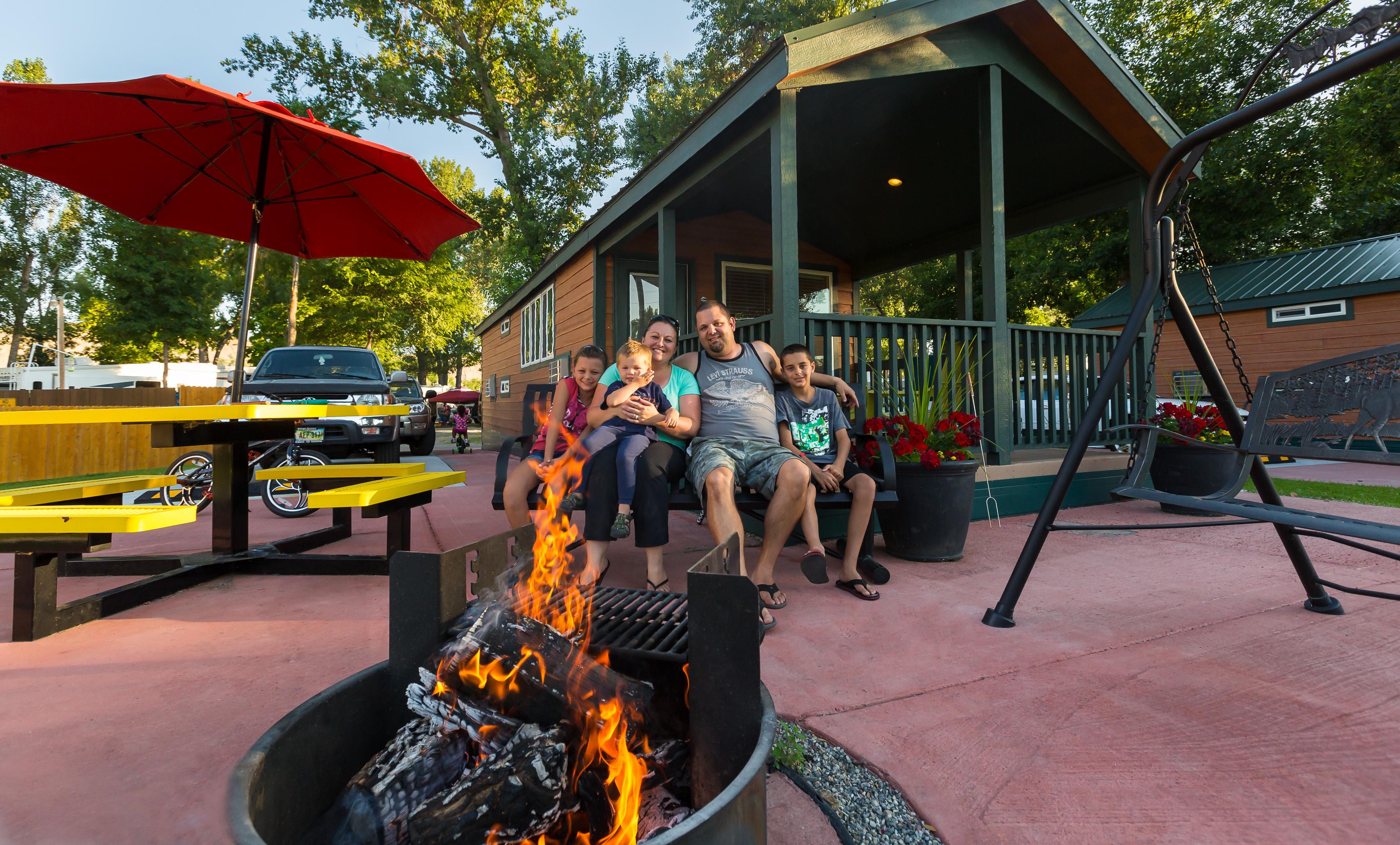 Billings, Montana Campground | Billings KOA