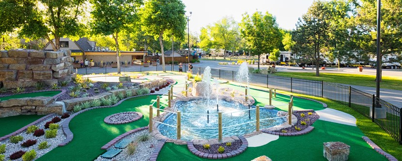 Trailhead Adventure Golf