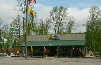 Indiana camping locations koa campgrounds for Brown motors greenfield ma service