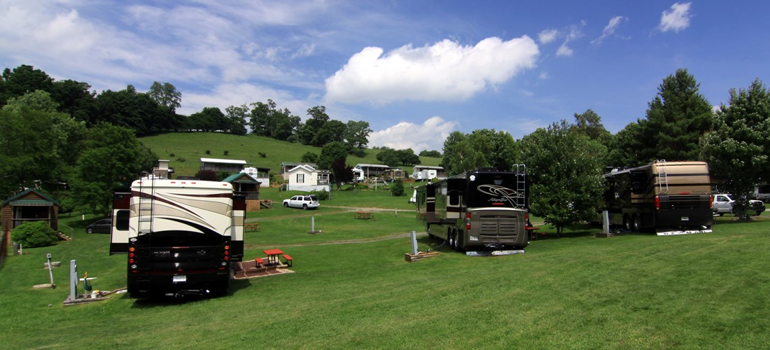 Boone, North Carolina RV Camping Sites | Boone KOA Holiday