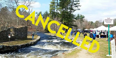 CANCELED - Middleboro's 7th Annual Herring Run Festival