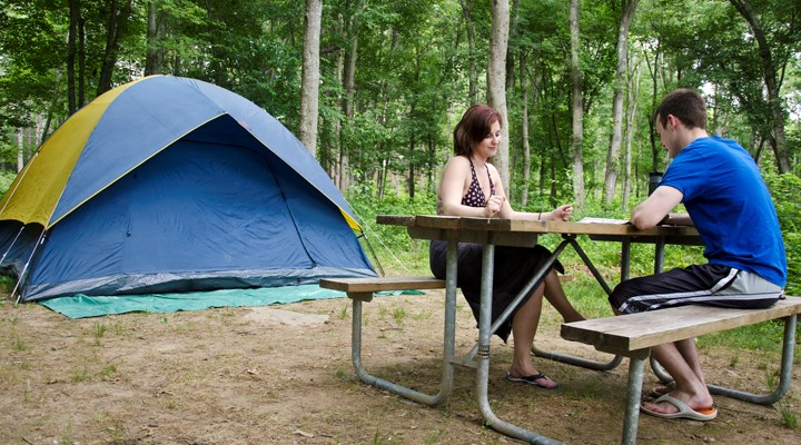 Middleboro, Massachusetts Tent Camping Sites   Boston ...