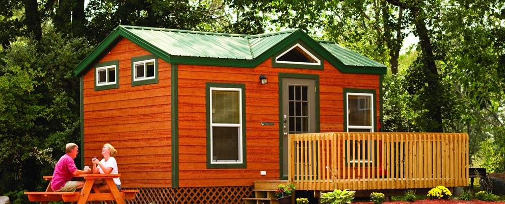 Example Photo. Actual Cabin Will Vary.