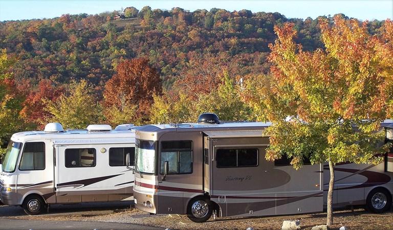 Branson Missouri Rv Camping Sites Branson Koa