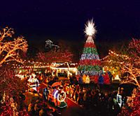 Old Time Christmas @ Silver Dollar City