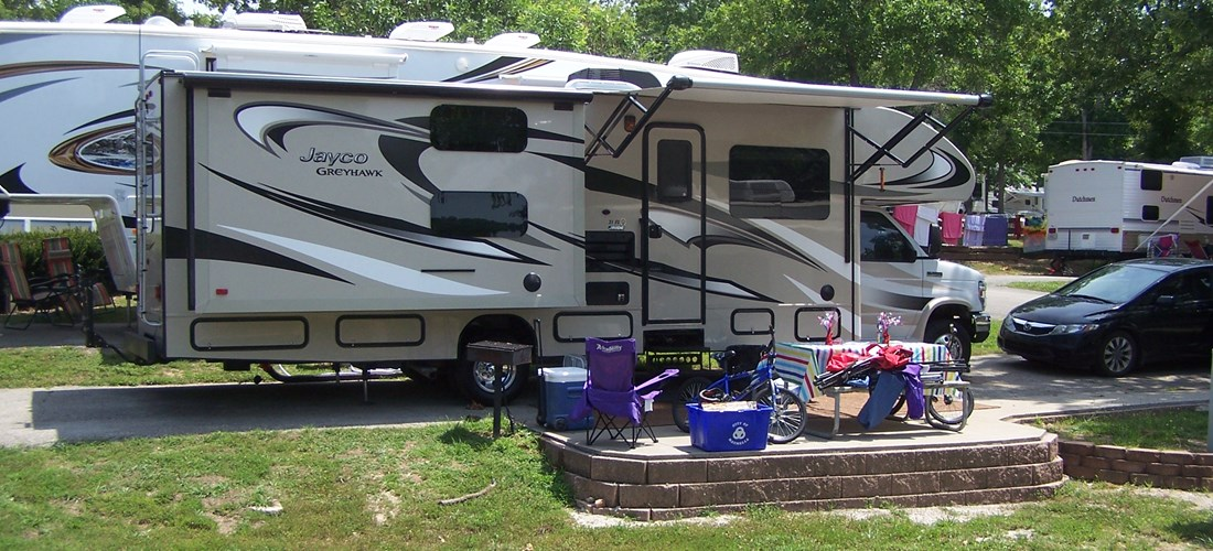 Branson Missouri Rv Camping Sites Branson Koa