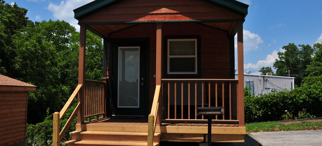 Studio Lodge Sleeps 4