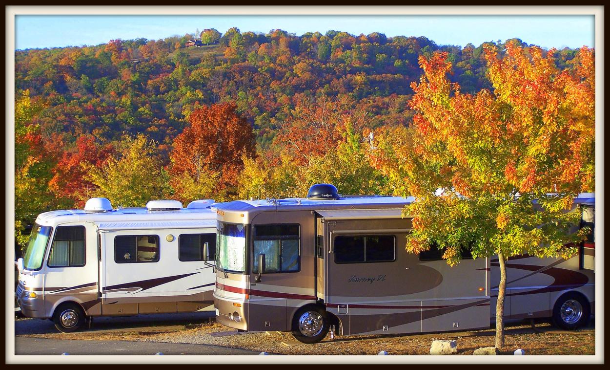Full hookup Camping i Missouri