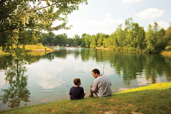 Family Fishing Opportunities in Southern Vermont