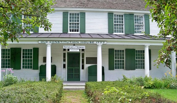 State Owned Historic Sites - ex. Birthplace of the Republic of Vermont