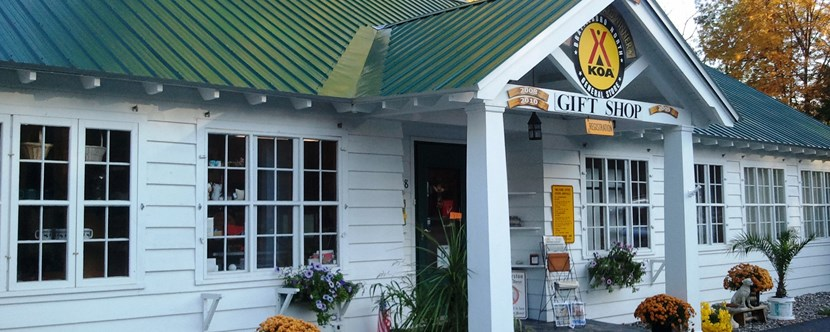 Stop by the General Store for local goods