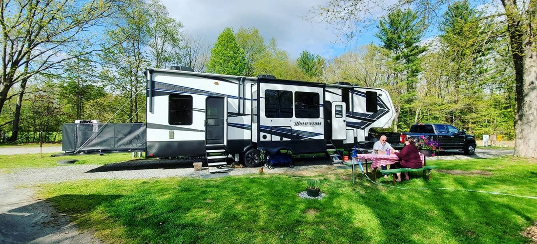 RV Full Hook-Up 50AMP