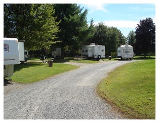 Full hookup campgrounds in vermont
