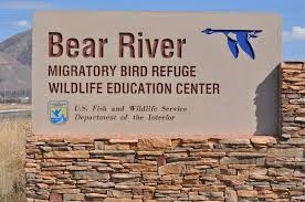 US Bear River Migratory Bird Refuge
