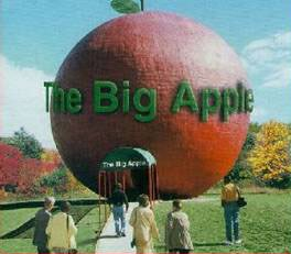 Big Apple in Colborne