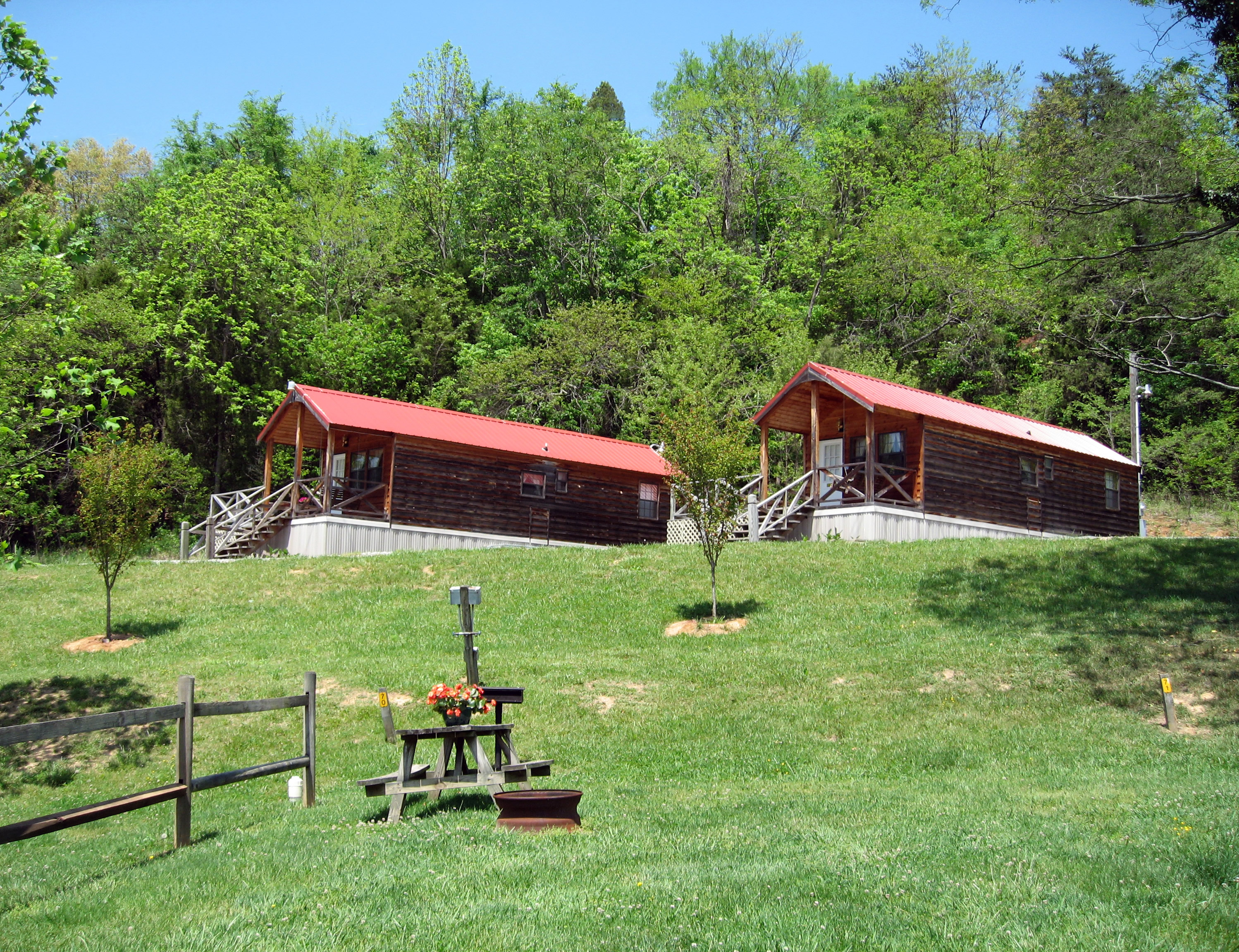 Blountville, Tennessee Campground | Bristol / Kingsport KOA