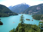 Diablo Lake Adventure