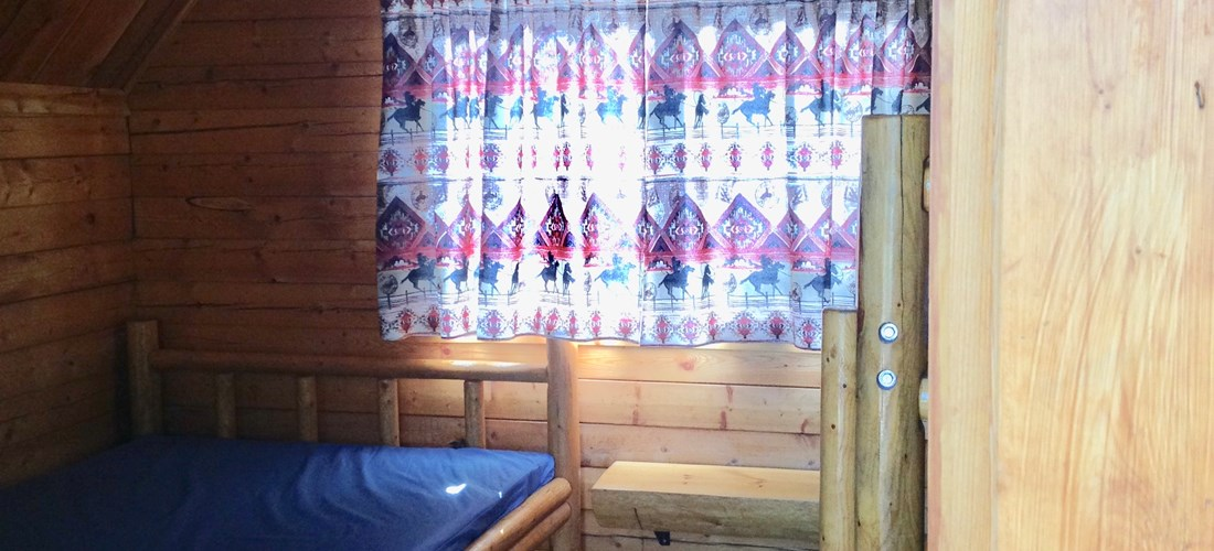Rustic Cabins Interior View
