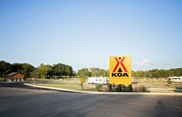 Canton KOA Photo