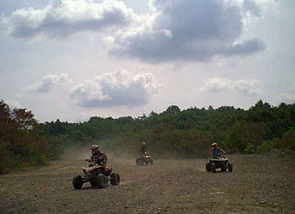 ATV and DIRT BIKE TRAILS  (nearby)