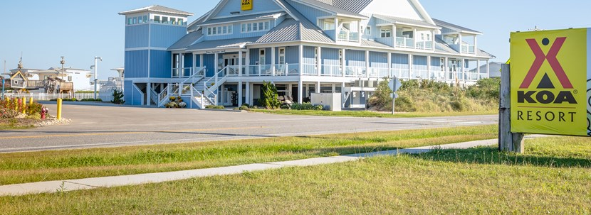 New in 2013 -- The Cape Hatteras Guesthouse