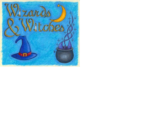 WIZARD & WITCHES WEEKEND