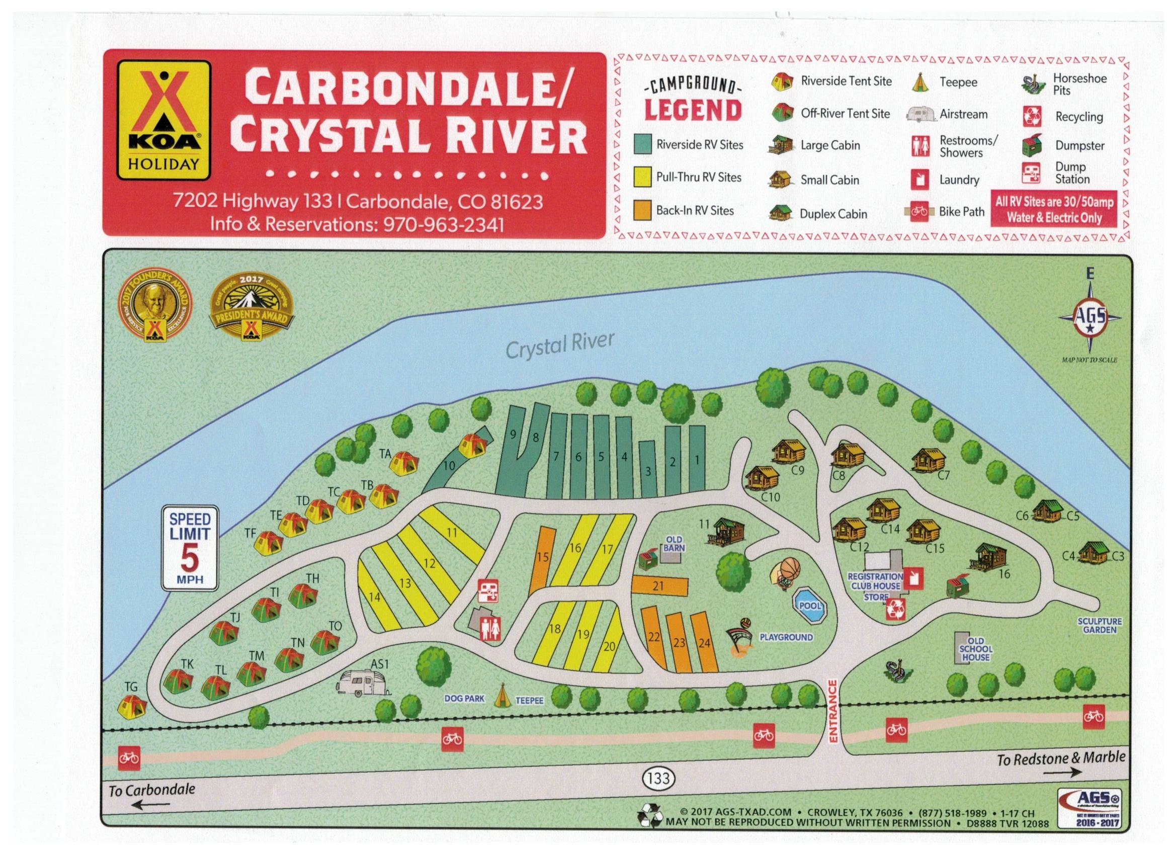Carbondale Colorado Tent Camping Sites Carbondale