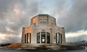 Vista House - National Historic Landmark