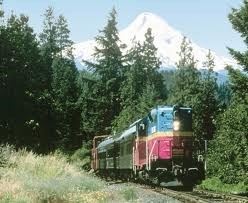 Mount Hood Scenic Railroad